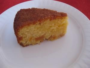 1 - Aprikosen-Orangen-Kuchen
