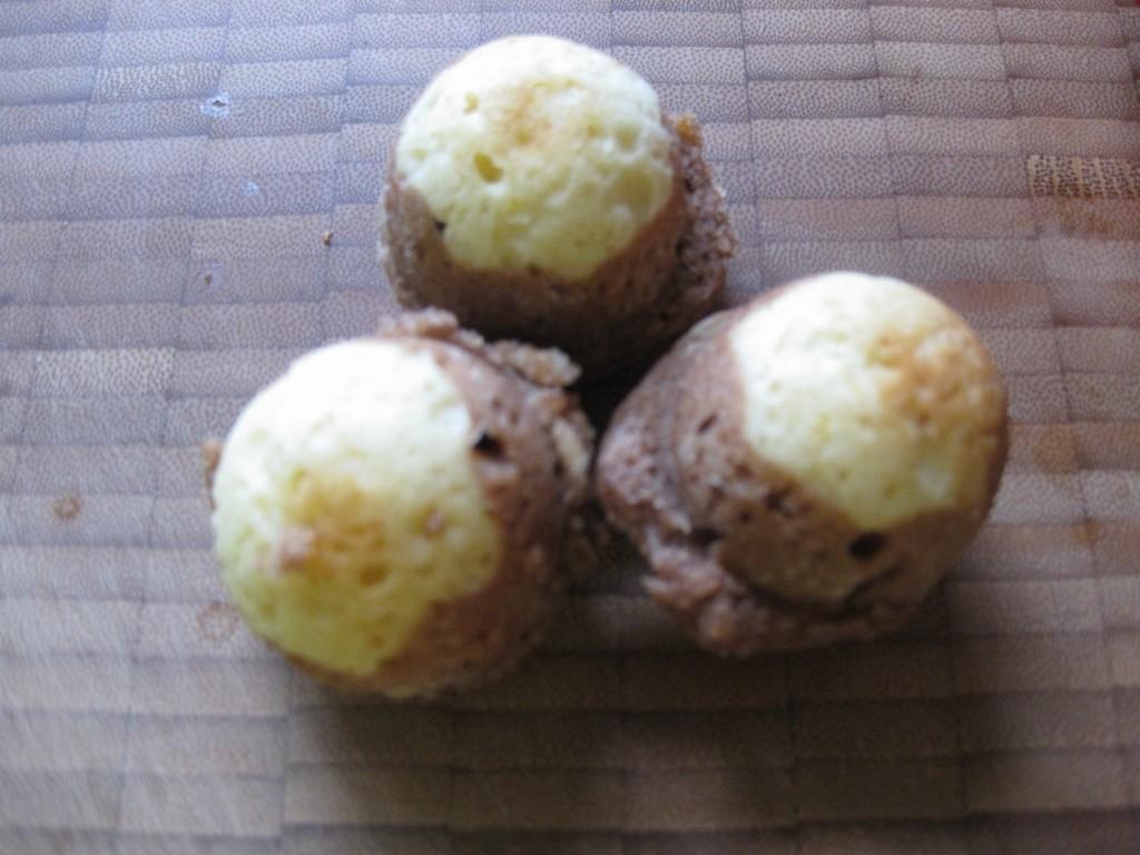 1 Marmor Cake Pops - fertig