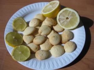 4 - Joghurt-Zitronen-Cookies