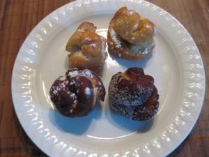 7 Krapfen Cake Pop - Fertige Krapfen-Balls