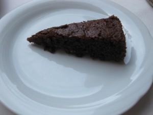 7 Wiener Schokoladenkuchen - Ein Kuchenstück