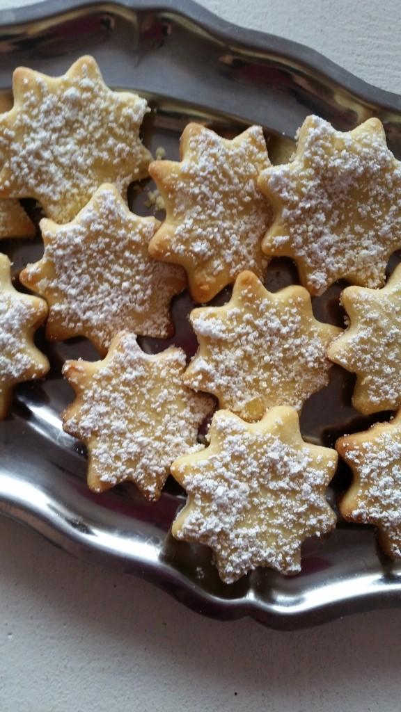 9 Adventskalender - Buttergebäck