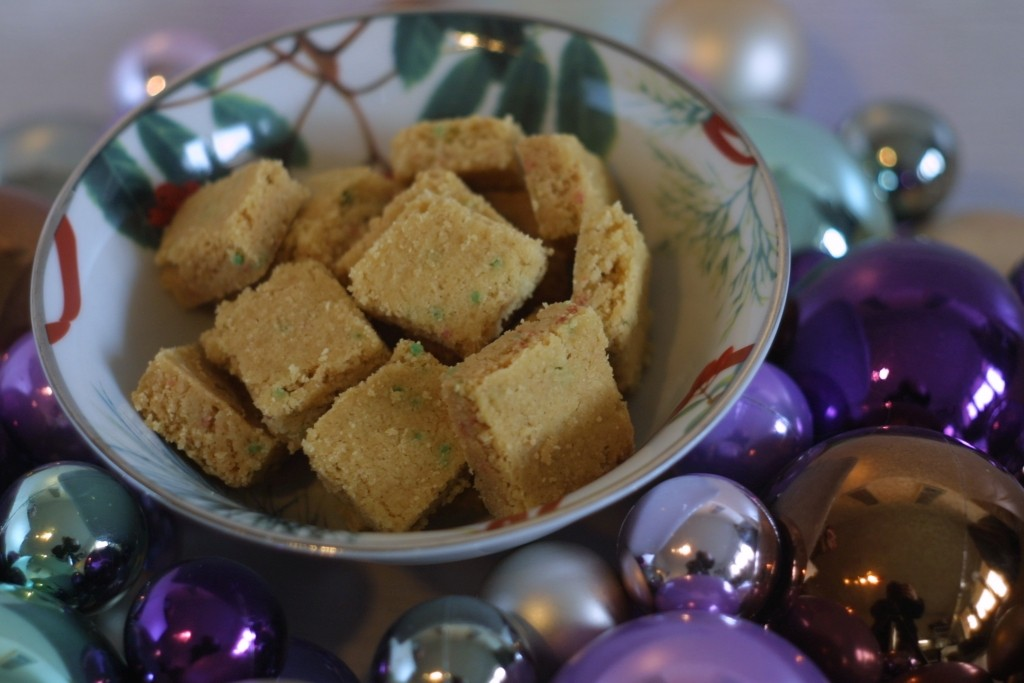 7 Adventkalender - Shortbread-Bites  4