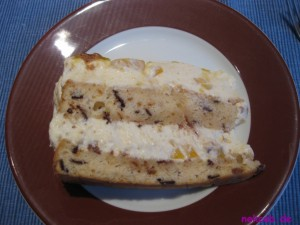 Pfirsich-Amaretto-Torte -3