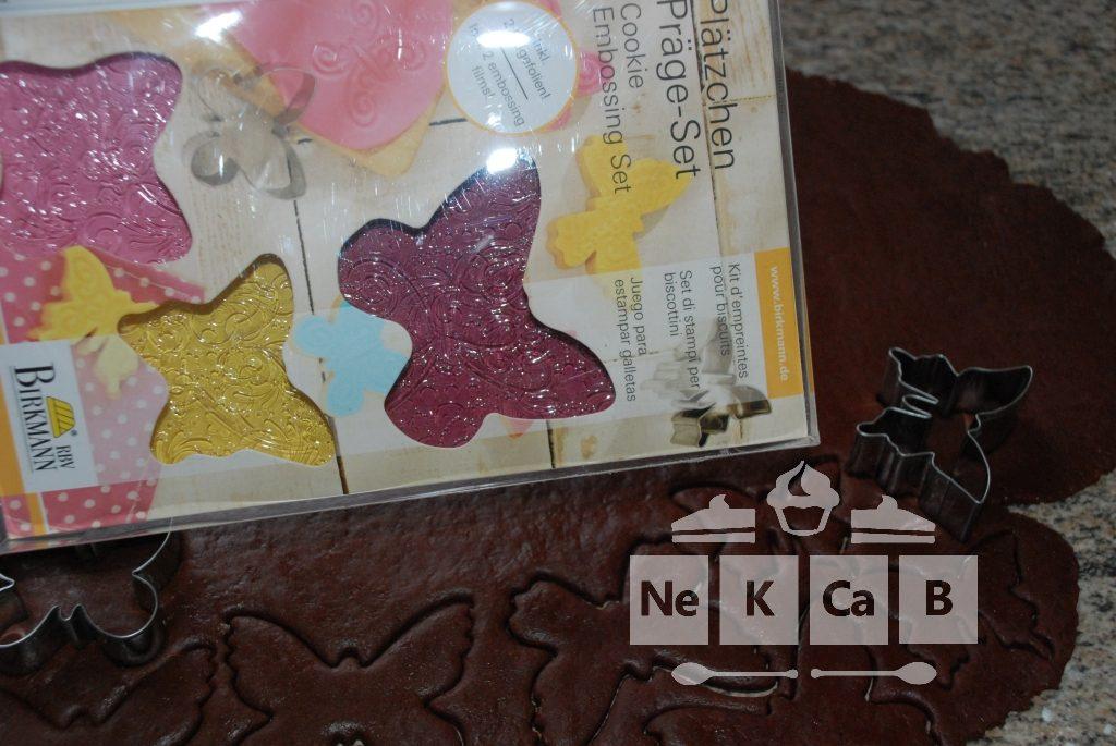 Ausstechkekse Schokolade - 2