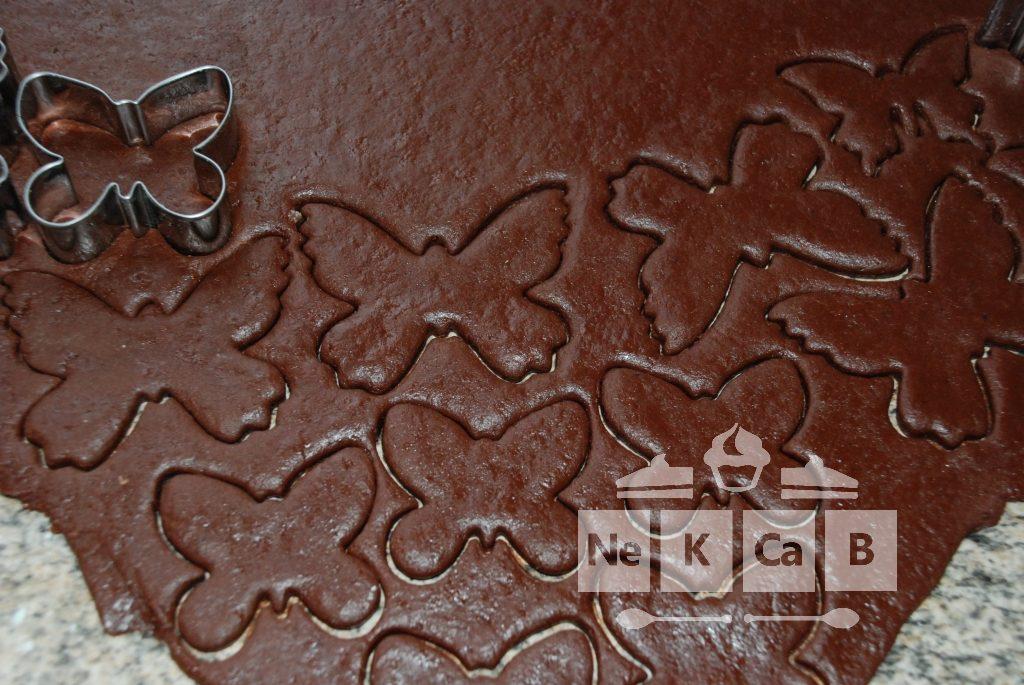 Ausstechkekse Schokolade - 3