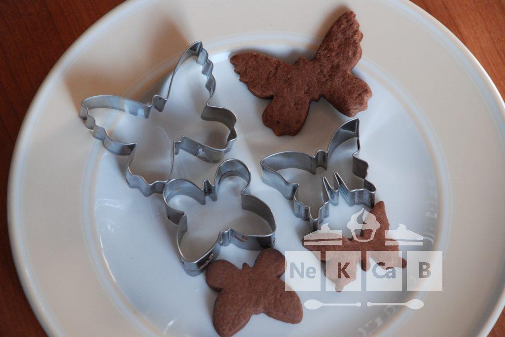 Ausstechkekse Schokolade - 6