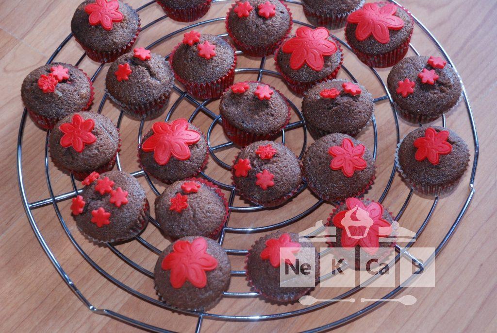 Schokoladen-Bananen-Mini-Muffins - 3