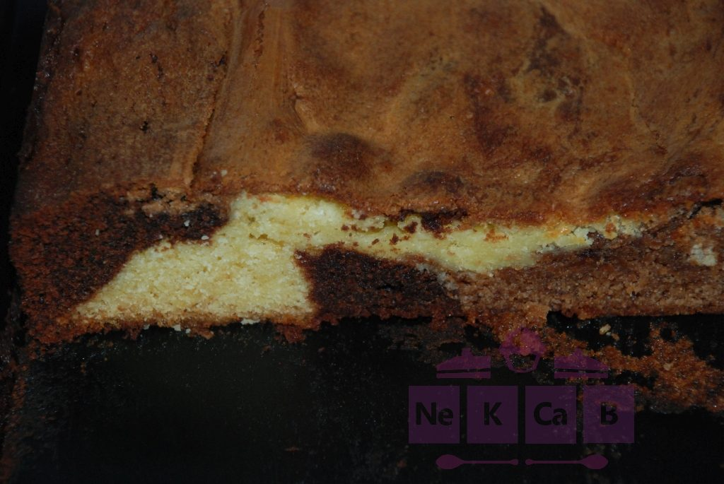 Triple Chocolate Kuchen - 9