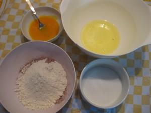 2 Pfirsich-Melba-Torte - Zutaten 2