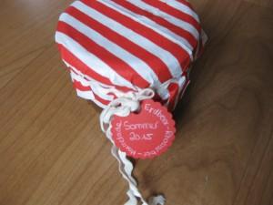 3 - PAMK-Paket  - Erdbeermarmelade