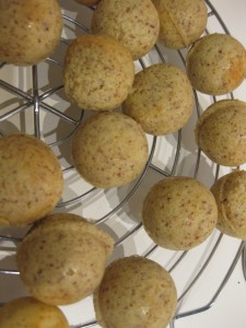 Cake Pops - Mandel