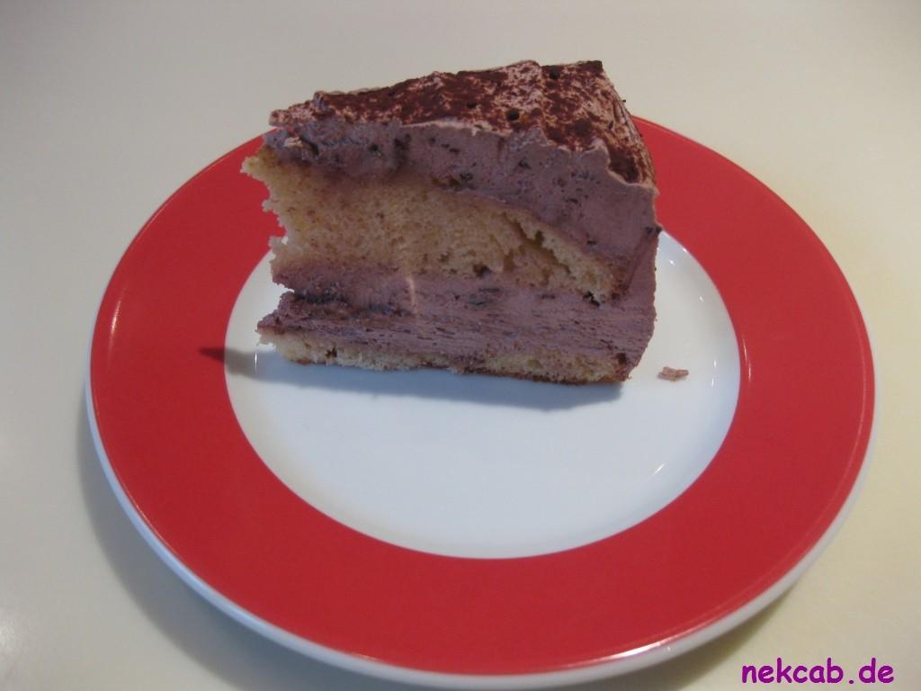 3 - Mini-Schokoladentorte