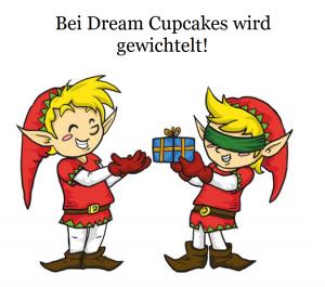 DreamCupcake - Wichteln 2015
