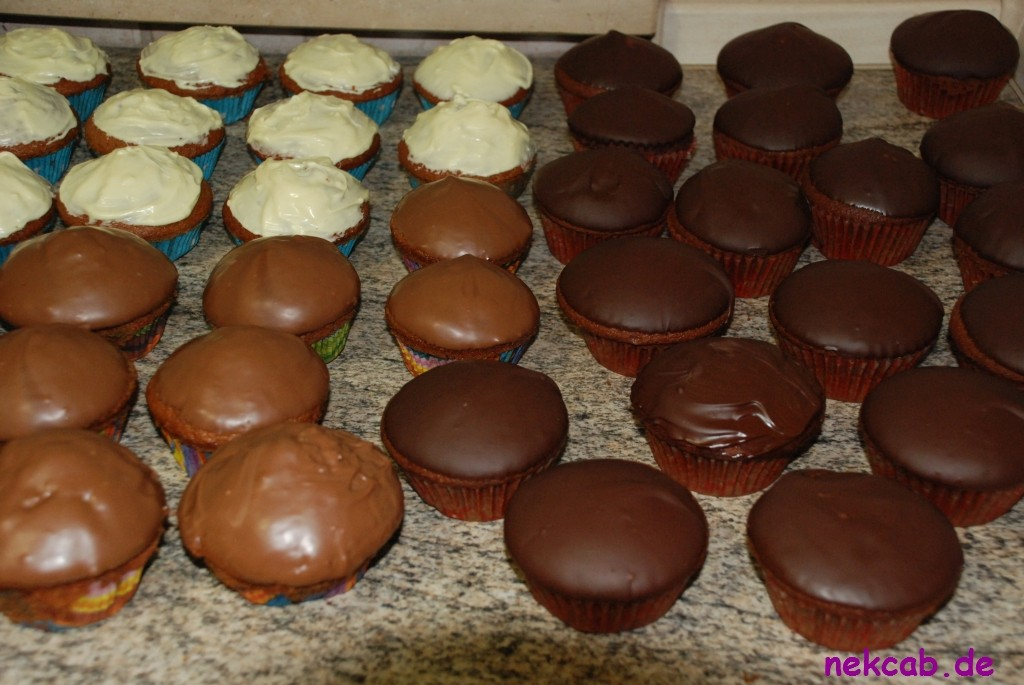 Dominosteine-Cupcakes 7