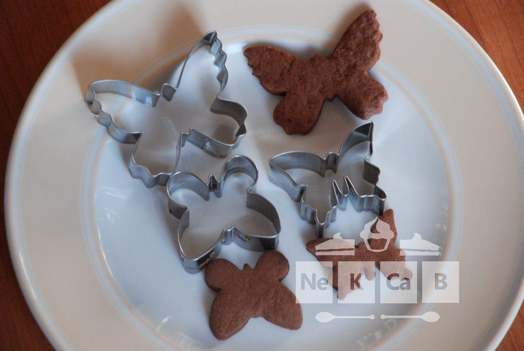 Ausstechkekse Schokolade - 5