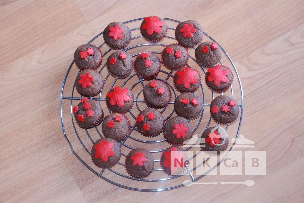 Schokoladen-Bananen-Mini-Muffins - 2