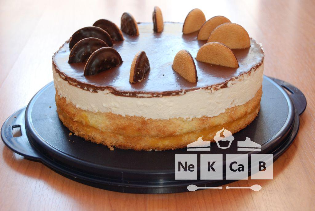 Orangen Schoko Sahne Oder Soft Cake Torte Nekcab