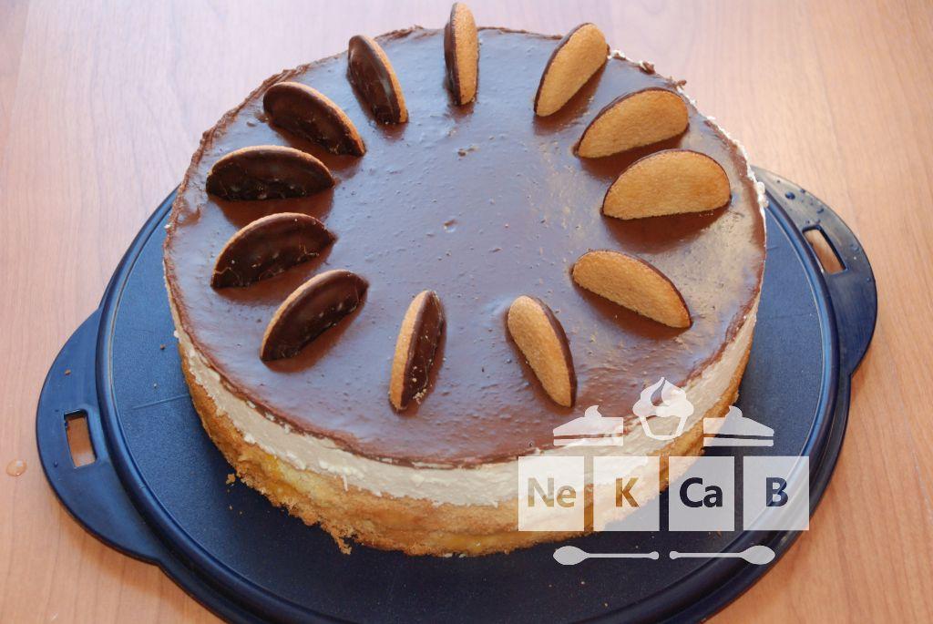 Orangen Schokoladen Torte 9 Nekcab
